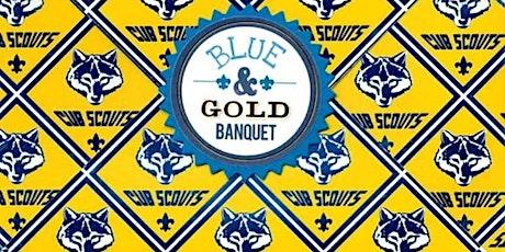 Pack 95 Blue & Gold Dinner tickets