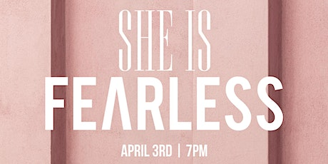 She Is Fearless | Women's Conference tickets