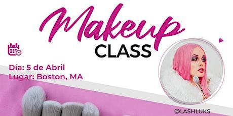 Curso de Maquillaje - Boston, MA tickets