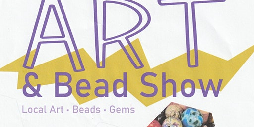 Dunedin Art & Bead Show at Ricks Picks