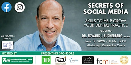 Secrets of Social Media featuring Dr. Edward Zuckerberg tickets
