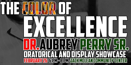 The Color Of Excellence Oratorical & Display Showcase tickets
