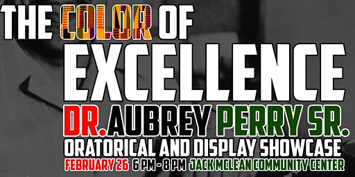 The Color Of Excellence Oratorical & Display Showcase