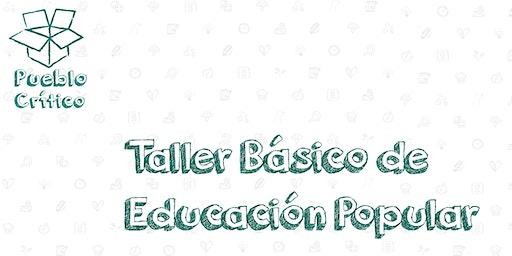 Taller Básico de Educación Popular