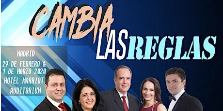 Congreso internacional de negocios entradas