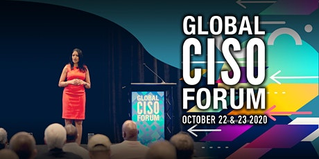 Global CISO Forum tickets
