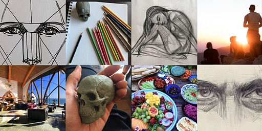 Malibu Art Escape Weekend Workshop