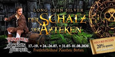 Pirates Action Theater Xanten 2020