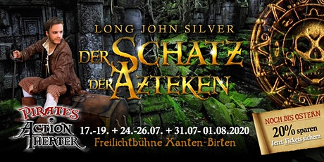 Pirates Action Theater Xanten 2020 Tickets
