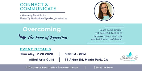 Overcoming the Fear of Rejection tickets