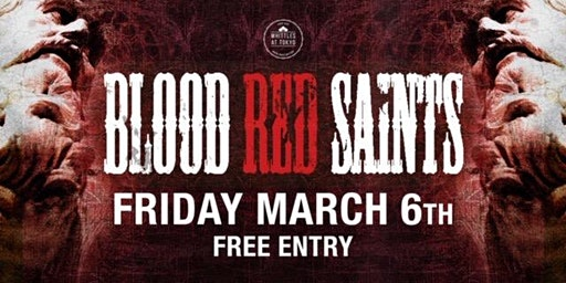 BLOOD RED SAINTS -Hard Rock Band
