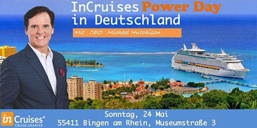 inCruises Power Day in Deutschland
