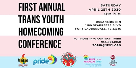 Trans Youth Homecoming Conference tickets