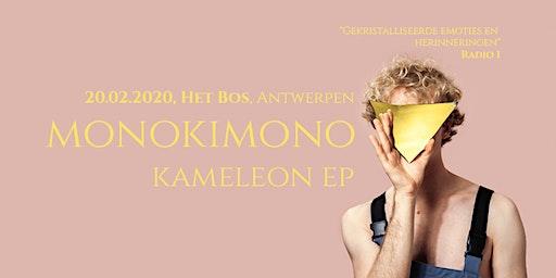monokimono: Kameleon EP-Release