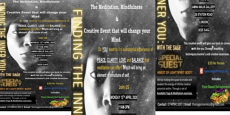 Finding The Inner You: With The Sage tickets