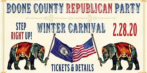 Boone County Republican Party 2020 Winter Carnival
