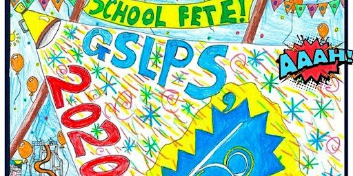 GSLPS Fete - Pack-up 21 March 2020