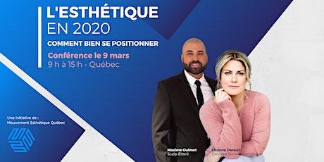 Conférence MEQ à Québec billets