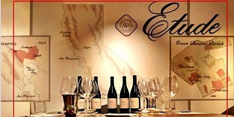 Etude Wine Dinner at Fireproof Restaurant biglietti