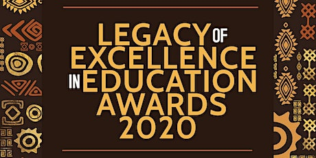 MABSE Legacy of Excellence in Education Awards 2020 tickets
