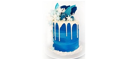 Frozen Drip Cake Workshop tickets