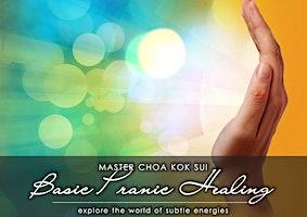 Basic Pranic Healing in Portland