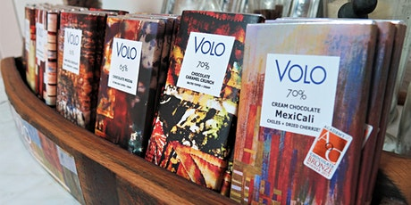 Meet the Maker: Jeff & Susan Mall – Volo Chocolate tickets