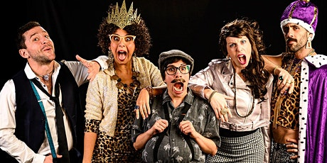 Live in Contra Costa: Irreverently Yours, The Shushan Queens (3.0) tickets