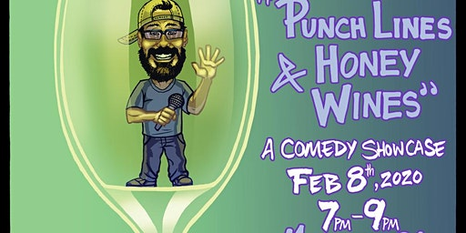 Punchlines & Honey Wines: A Comedy Showcase