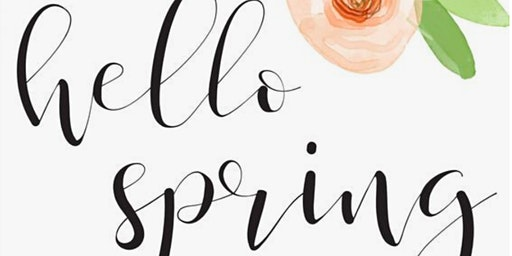 Calligraphy for Spring Workshop