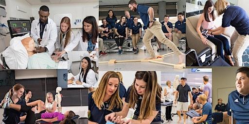 NAU Phoenix Biomedical Campus - Spring Showcase
