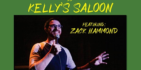 Comedy Night at Kelly's Saloon tickets