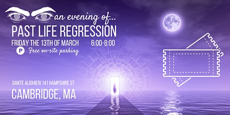 An Evening of Past Life Regression tickets