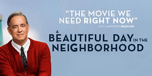 FILM: A Beautiful Day in the Neighborhood