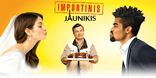 Filmas IMPORTINIS JAUNIKIS - Tullamore