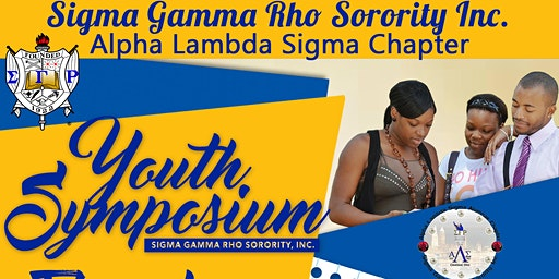 SGRho- Alpha Lambda Sigma Chapter Youth Symposium