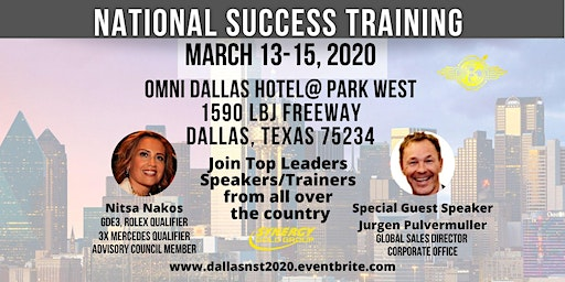 National Success Training- DFW