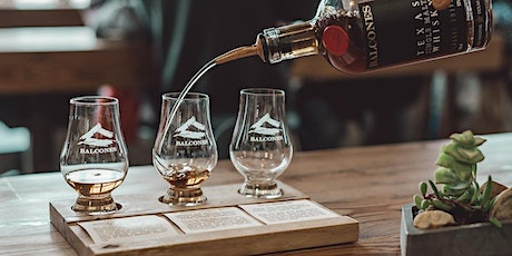 Balcones Whiskey Tasting at The Beer Baron tickets