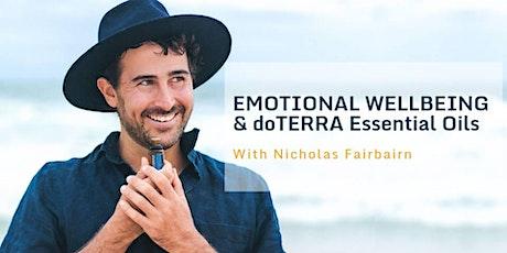 Emotional Wellbeing & doTERRA Essential Oils tickets