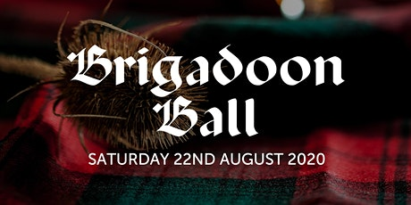 All Saints Estate Brigadoon Ball 2020 tickets