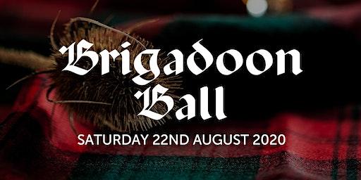 All Saints Estate Brigadoon Ball 2020