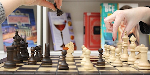 Make Your Move - Chess Tournament and Board Game Day