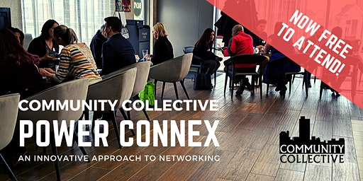 March Power Connex Speed Networking