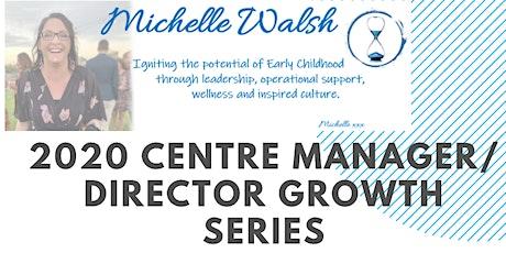 Growth Leadership Series - February  tickets