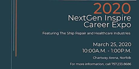 NextGen Inspire Career EXPO tickets