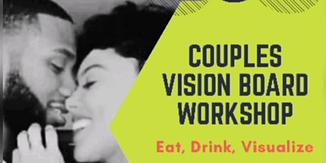 Couples Digital Vision Board Workshop tickets