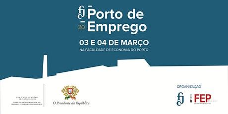 FJC Porto de Emprego 2020 bilhetes