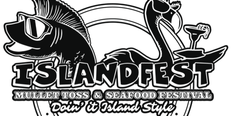 IslandFest Mullet Toss & Seafood Festival tickets
