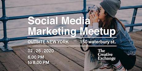 Social Media Marketing Meet Up tickets
