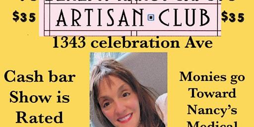 Comedy Fundraiser for Nancy Caputo